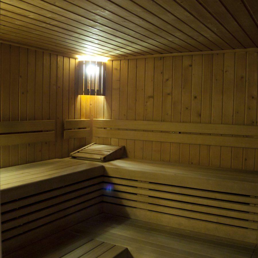 Sauna Seca